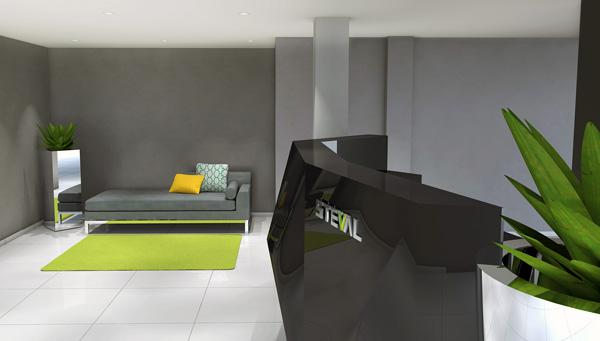 Steval engineering office interior design decor mpumalanga for Interior decoration engineering